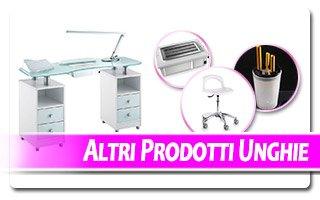 Altri Prodotti per Unghie, Arredamento Nail Center, Prodotti per Disinfezione Igiene