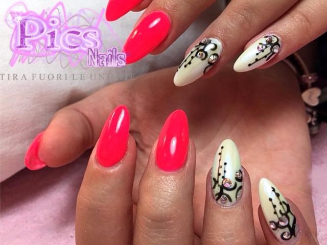 Baroque Nail Art Pics Nails
