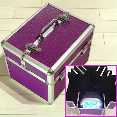 Beauty Case Professionale Viola