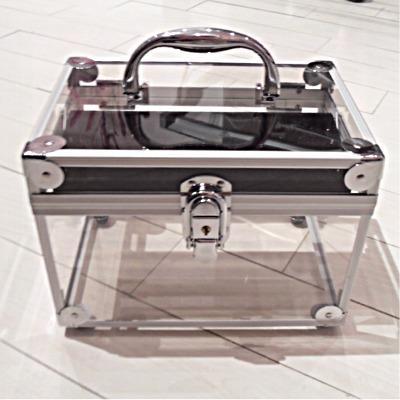 Beauty Case Trasparente Grande