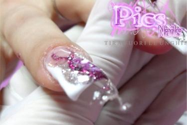 bombatura unghie gel danneggiata