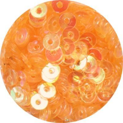 Cerchi Forati Arancione