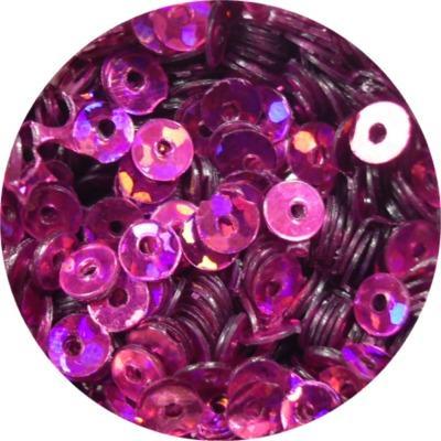 Cerchi Forati Rosa Olografic