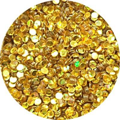 Cerchietti Oro Olografic