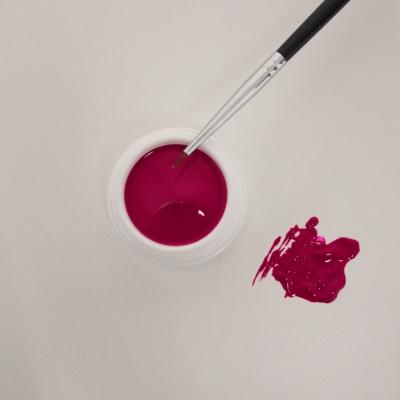 Colore Acrilico per Unghie Rosso Magenta 4