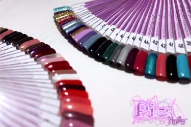 Colori Linea Smalto Semipermanente Professionale Pics Nails