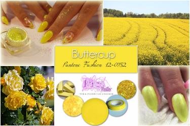 Colori Moda Unghie Estate Giallo Buttercup