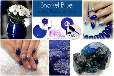 Colori Moda Unghie Estate Snorkel blue