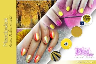 Colori Moda Unghie Primavera Giallo Meadowlark