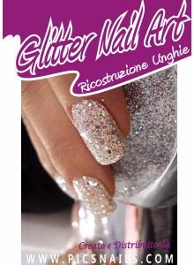 Copertina Manuale Glitter Nail Art