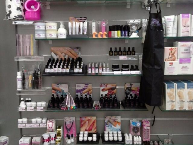 Corner Shop Pics Nails a Sestu