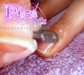Spingi Cuticole in Acciaio Corso Manicure