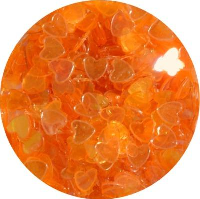 Cuori Piatti Arancione