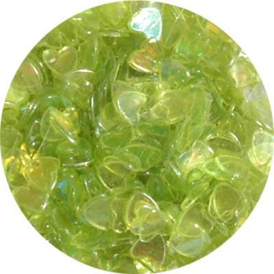 Cuori Piatti Verde
