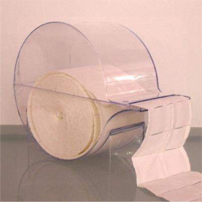 Dispenser per Cotone Pressato