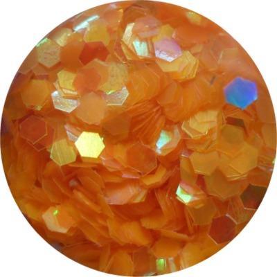 Esagoni Piatti Arancione