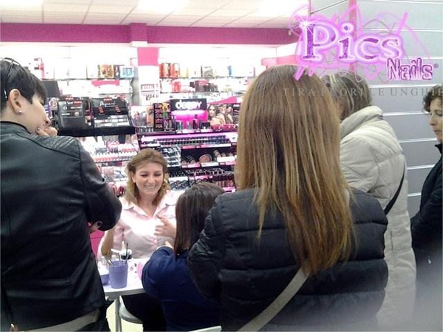 Eventi Formativi Pics Nails ad Assemini
