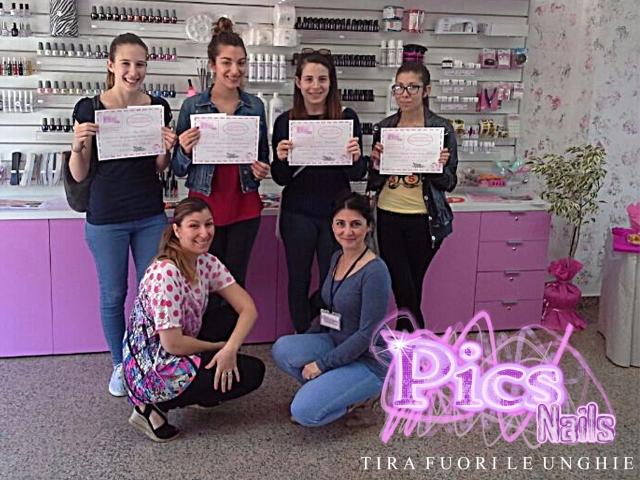 Evento Gratuito nel nuovo Salone Pics Nails Guspini