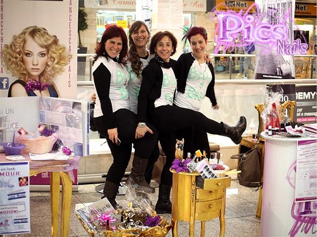 Evento Pics Nails Centro Commerciale Oristano