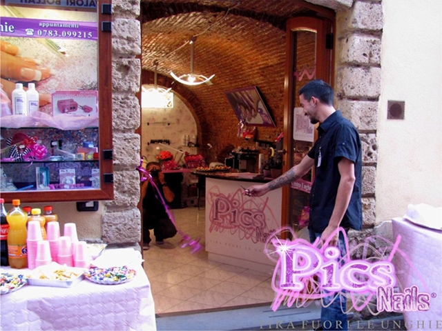 Evento Pics Nails Oristano