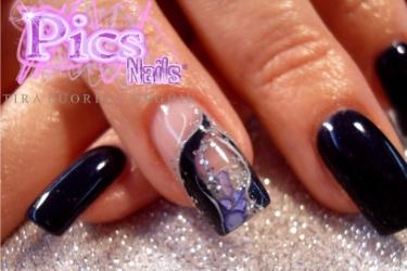 finish ritocco unghie gel pics nails
