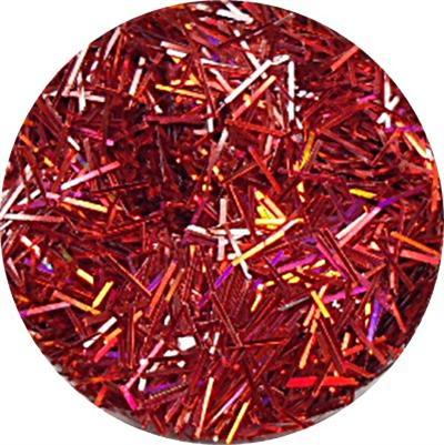 Flitter Rosso Olografic