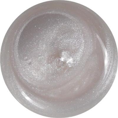 Gel Bianco Perla Glitter