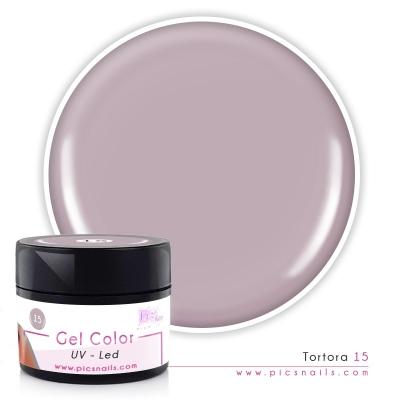 Gel Color Tortora 15 - Premium Quality