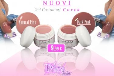 Gel Cover Pics Nails