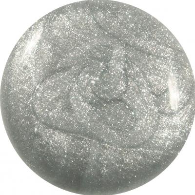 Gel Glitter Argento Alluminium 170