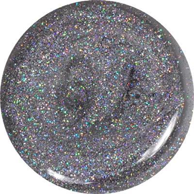 Gel Glitter Argento Iridescente Trasparente