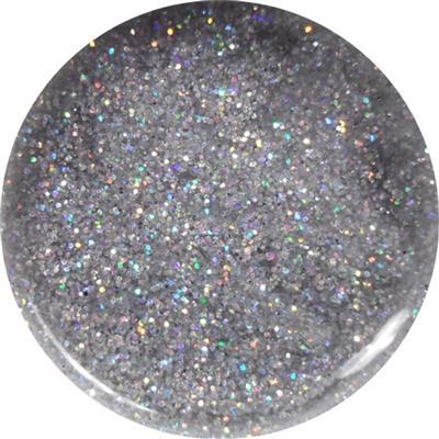 Gel Glitter Argento Iridescente 41