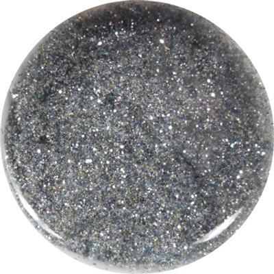 Gel Glitter Argento