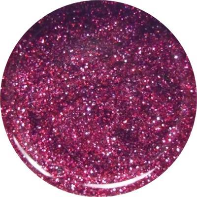 Gel Glitter Fuxia