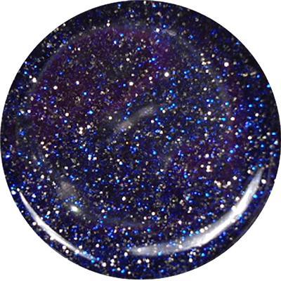 Gel Glitter Nero Blu