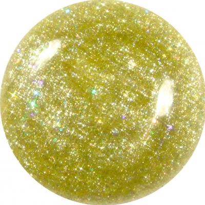 Gel Glitter Oro Chiaro 167