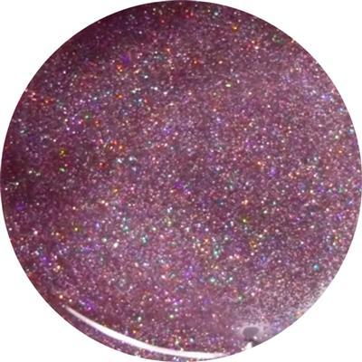 Gel Glitter Rosa Antico Olografico