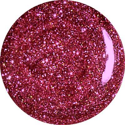Gel Glitter Rosa Antico