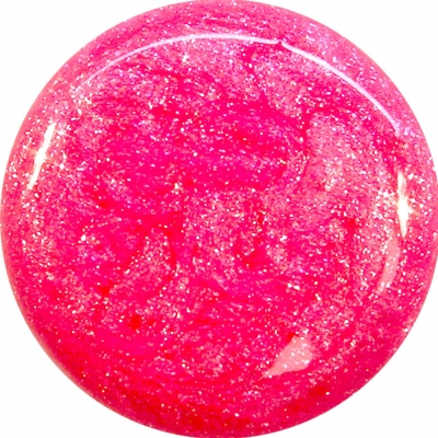 Gel Glitter Rosa Neon 169
