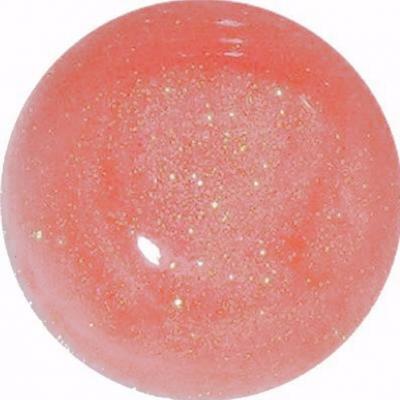 Gel Glitter Rosa Scuro Trasparente 56