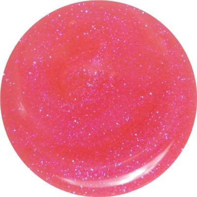 Gel Glitter Rosa Trasparente Lilla
