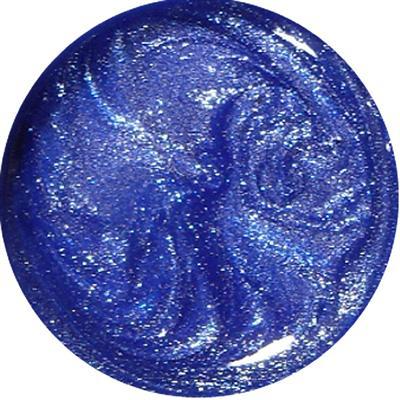 Gel Metal Blu Glitter 113