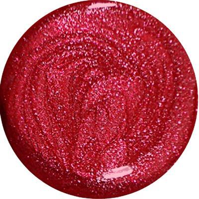 Gel Metal Magenta Glitter 117