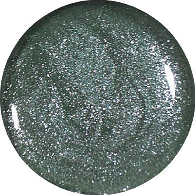 Gel Metal Verde Militare Glitter 110