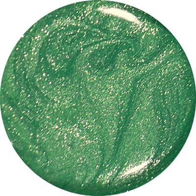 Gel Metal Verde Prato Glitter 112