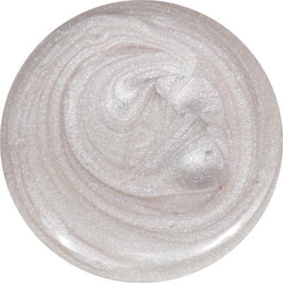 Gel Perlato Bianco Argento