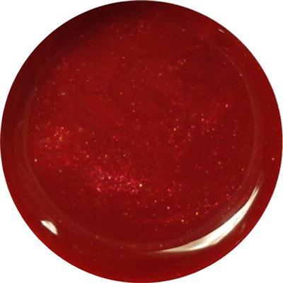 Gel Rosso Metallizzato