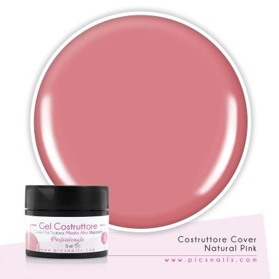 Gel Unghie Costruttore Cover A.V. Natural Pink 5 ml