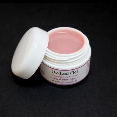 Gel Unghie Costruttore Natural Pink A.V. 5 ml