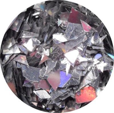Ghiaccio Paper Argento Olografico